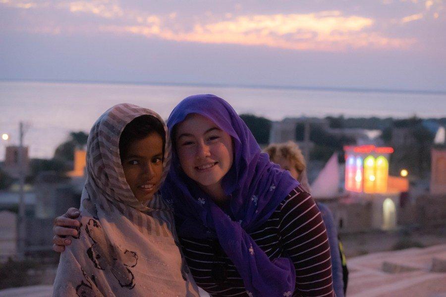 viaggio in Iran i persiani sono curiosi e amichevoli