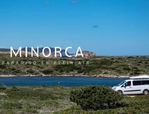 Minorca: paradiso da quasi plein air
