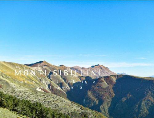 Monti Sibillini: persone, trekking e gastronomia
