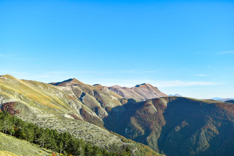 Monti Sibillini Passo cattivo