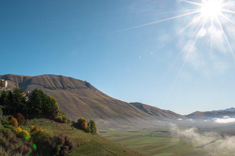 Monti Sibillini Pian Grande