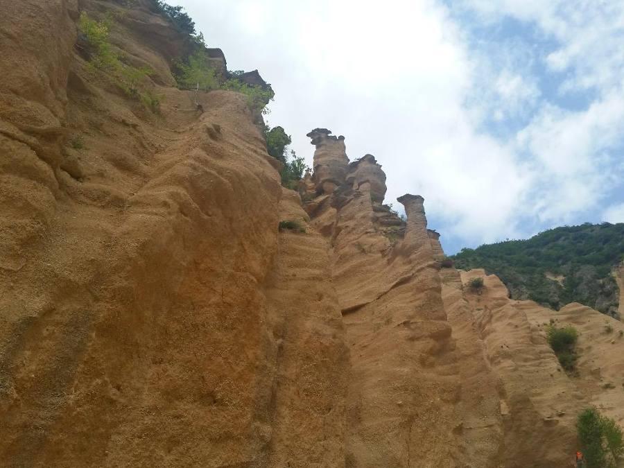 Monti Sibillini lame rosse