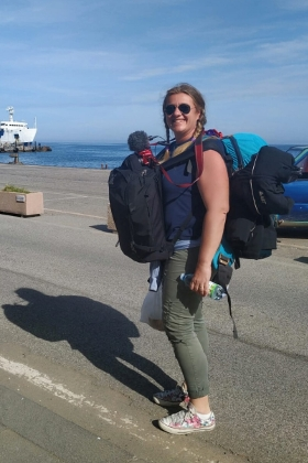 Monica LIverani Travel blogger
