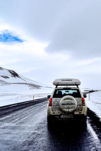 Tena tetto in Islanda