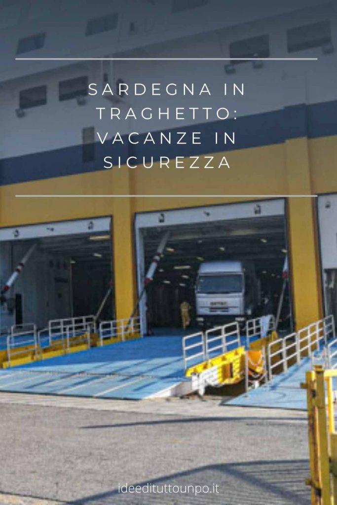 Sardinia Ferries Covid