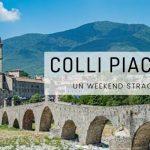 Colli Piacentini: Bobbio